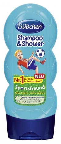 "Pesu- & Dušigeel ""Sport'n Fun"""